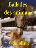 Ballades des animaux