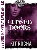 Closed Doors (Beyond Happily Ever After)