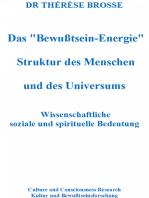 """Das """"Bewußtsein-Energie"""""""