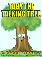 Toby the Talking Tree (A Children's Picture Book)