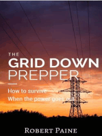 The Grid Down Prepper