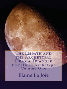 The Empath and the Archetypal Drama Triangle (Empath as Archetype, #1)