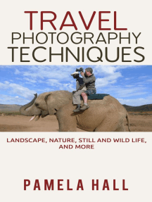 Travel Photography Techniques: Landscape, Nature, Still And Wild Life, And More!