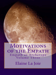 Motivations of the Empath (Empath as Archetype, #3)