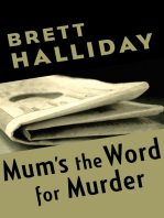 Mum's the Word for Murder