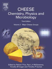 Cheese: Chemistry, Physics and Microbiology, Volume 2: Major Cheese Groups