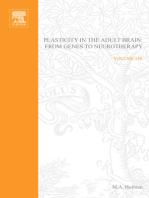 Plasticity in the Adult Brain