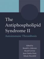 The Antiphospholipid Syndrome II: Autoimmune Thrombosis