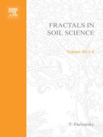 Fractals in Soil Science