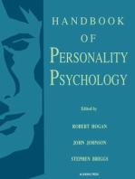 Handbook of Personality Psychology