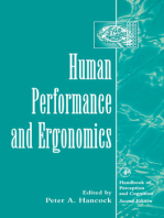 Human Performance and Ergonomics