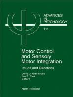 Motor Control and Sensory-Motor Integration