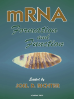 mRNA Formation and Function