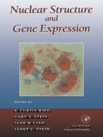 Nuclear Structure and Gene Expression