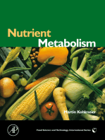 Nutrient Metabolism: Structures, Functions, and Genetics