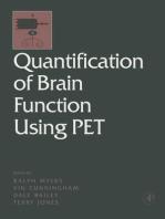 Quantification of Brain Function Using PET