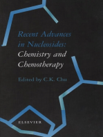 Recent Advances in Nucleosides