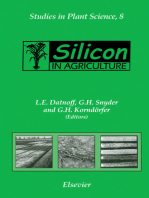 Silicon in Agriculture