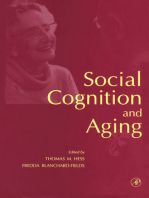 Social Cognition and Aging