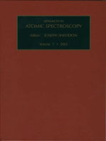 Advances in Atomic Spectroscopy