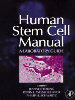 Human Stem Cell Manual