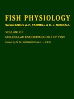 Molecular Endocrinology of Fish
