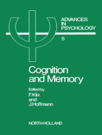Cognition and Memory