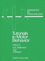 Tutorials in Motor Behavior I