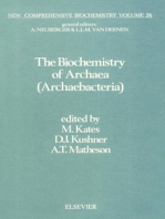 The Biochemistry of Archaea (Archaebacteria)