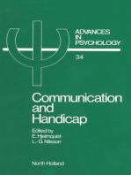 Communication and Handicap