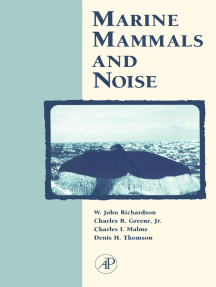 Marine Mammals and Noise