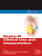 Bayley-III Clinical Use and Interpretation