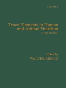 Trace Elements in Human and Animal Nutrition: Volume 2