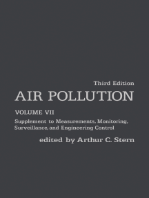 Air Pollution: Supplement to Measurements, Monitoring, Surveillance, and Engineering Control