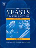 The Yeasts: A Taxonomic Study