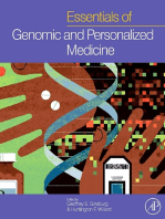 Essentials of Genomic and Personalized Medicine
