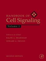 Handbook of Cell Signaling