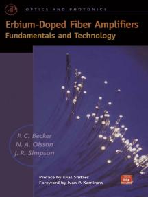 Erbium-Doped Fiber Amplifiers: Fundamentals and Technology