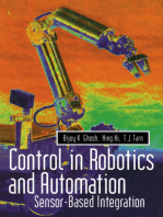 Control in Robotics and Automation