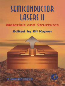 Semiconductor Lasers II: Materials and Structures