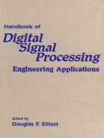 Handbook of Digital Signal Processing