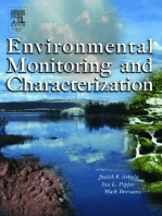 Environmental Monitoring and Characterization