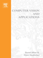 Computer Vision and Applications: A Guide for Students and Practitioners,Concise Edition