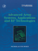 Advanced Array Systems, Applications and RF Technologies