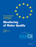 Monitoring of Water Quality