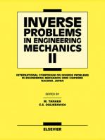 Inverse Problems in Engineering Mechanics II