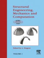 Structural Engineering, Mechanics and Computation: SEMC 2001 (2 Volume Set)