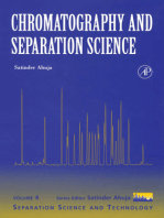 Chromatography and Separation Science