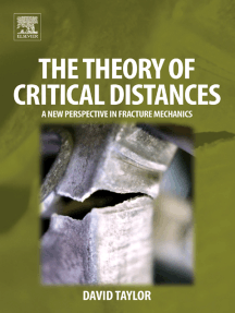 The Theory of Critical Distances: A New Perspective in Fracture Mechanics