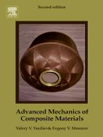 Advanced Mechanics of Composite Materials
